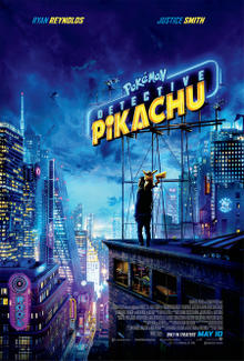 Pokémon Detective Pikachu was released in North America on May 10, 2019.