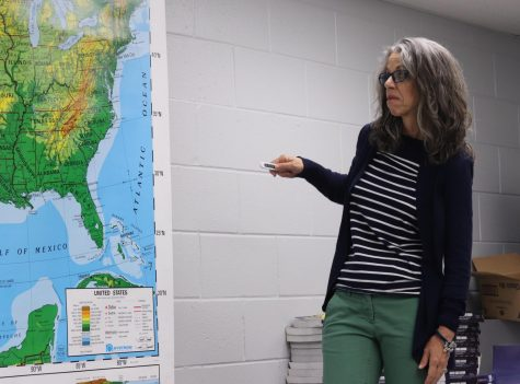 AP Environmental Science teacher leaves for new adventure in North Carolina