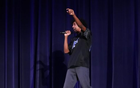 Students show true colors at annual talent show
