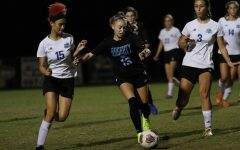 Girls soccer loses close match to Lyman