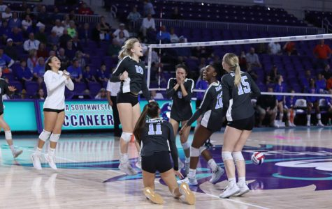 Volleyball wins state title