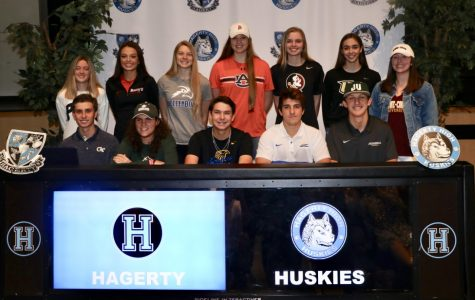 12 athletes sign during NCAA signing day
