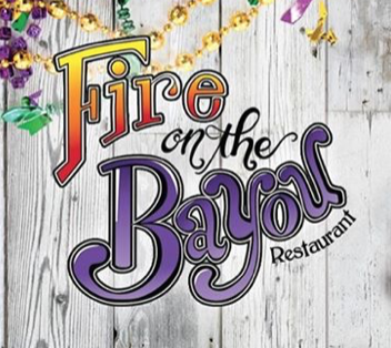 Fire on the Bayou is a New Orleans inspired restaurant.