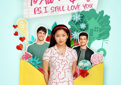 Lara Jean, Peter and John Ambrose are three of the main characters in