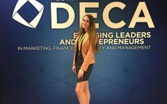 DECA president places first in competition
