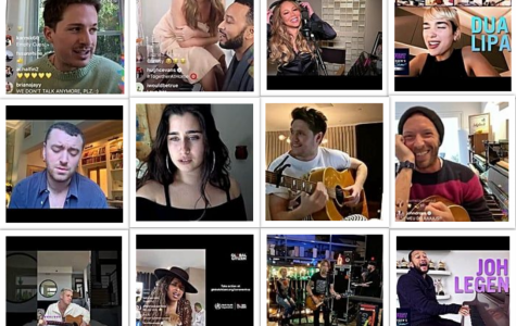 Celebrities such as Charlie Puth and John Legend have taken to Instagram Live to perform impromptu concerts for their fans.