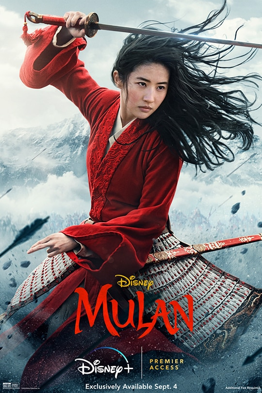 Mulan+%282020%29+was+released+on+September+4%2C+2020+on+Disney%27s+streaming+platform+Disney%2B.