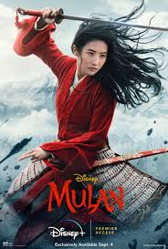 Mulan (2020) was released on September 4, 2020 on Disney