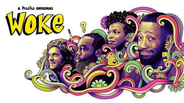 Woke was based on the story of real-life cartoonist Keef Knight as he realizes he can no longer be silent on the injustices experienced due to racism in America.