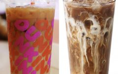 The Charli and the Mocha Cream Cold Brew are two new coffee drinks released in September.