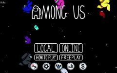 Among Us mobile playthrough