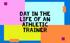 A day in the life: Athletic Trainer