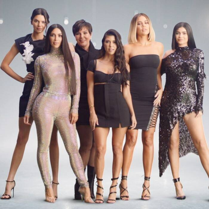 The Kardashian's are the royal family of reality television, their show Keeping up with the Kardashians has run for almost 15 years.