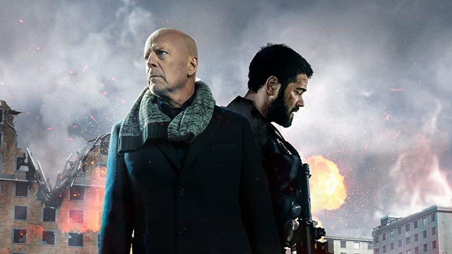 """Hard Kill"" is a career low for Bruce Willis, and is about as creative as the title."