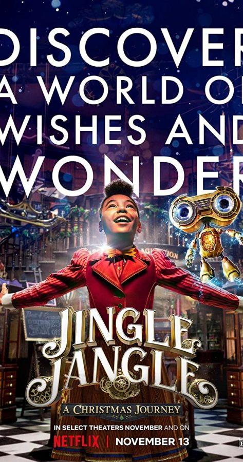"Released Nov. 13, ""Jingle Jangle"" lets down people excited for a new holiday movie."