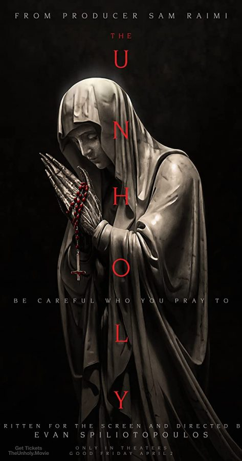 The Unholy was released April 2, 2021.