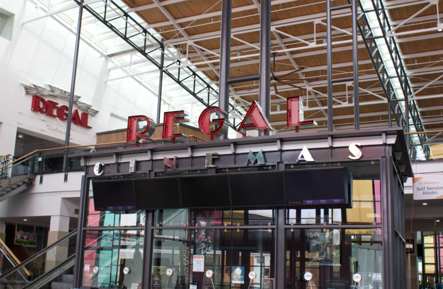 Regal theaters plans to be fully reopened by the end of this April.