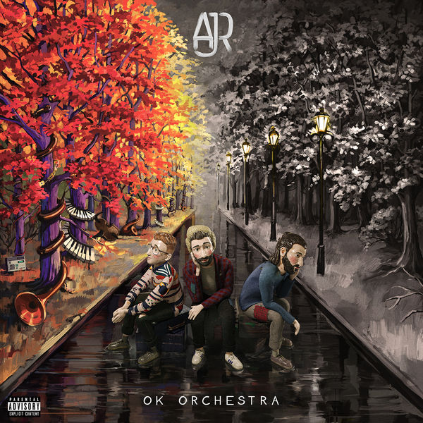 """OK ORCHESTRA"" was released on March 26 and is AJR's fourth studio album."