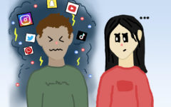Social media platforms are extremely popular among high school students. However, some believe that they are harmful.